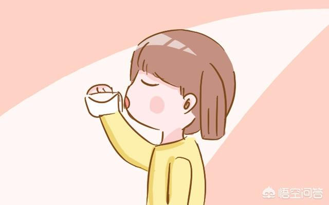#秋补#空腹能不能喝牛奶?
