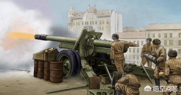 二战苏军的炮火,威力如何?