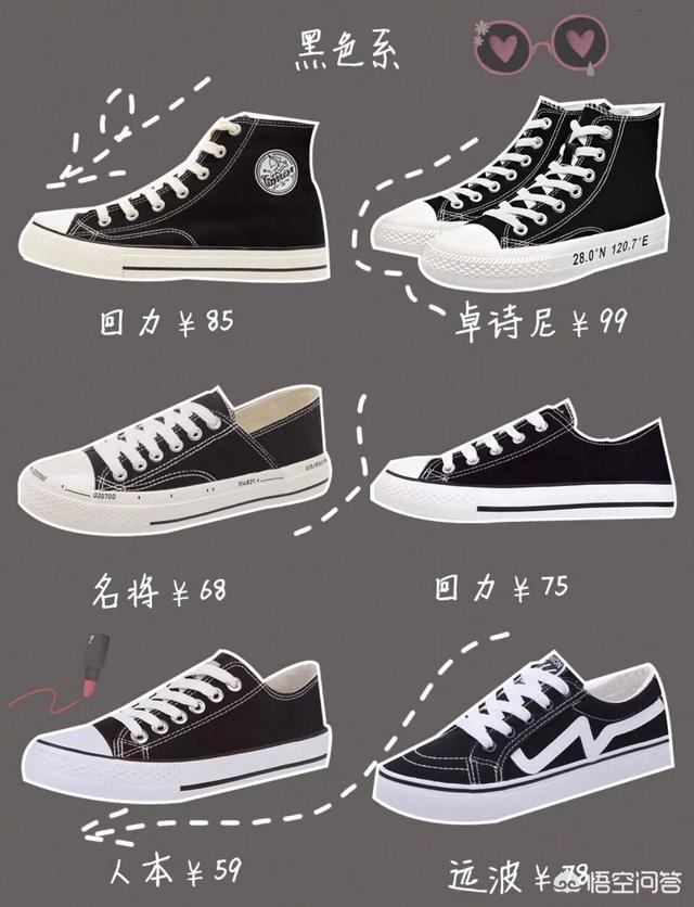 人本帆布鞋和回力哪个更好?