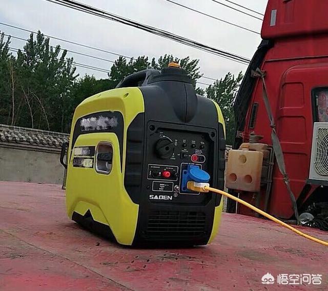 能否推荐几款性能好的可以用来做饭的床车发电机?多大功率的合适?(图1)
