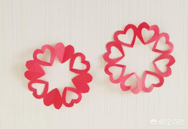 用冰棒棍制作的教师节礼物,有哪些简单的剪纸,可以当幼儿园手工作业?
