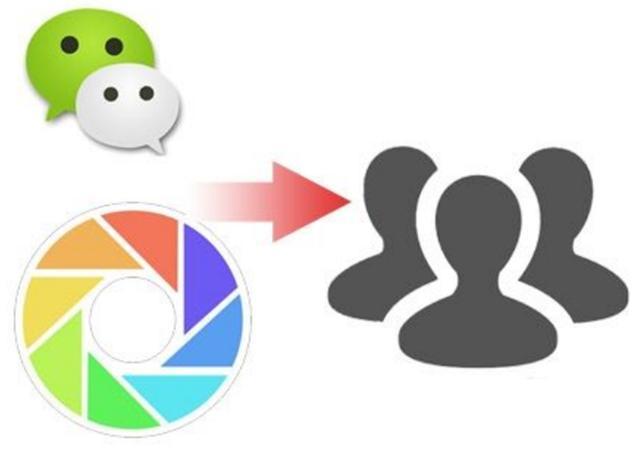 简单微信头像,微信怎么找回删除的好友?