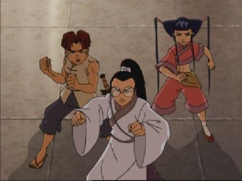 楼风格信息 :有多少人看过《中华小子》这部烂尾了的动画片?