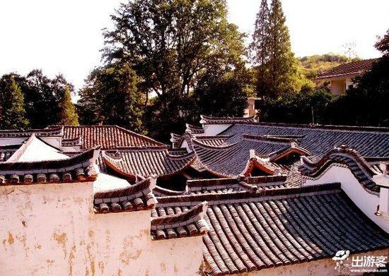 大柯,去浙江旅游,哪里的古村最多?