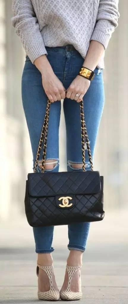 不同款式的包包跟衣服怎么搭配才最好看?(图19)