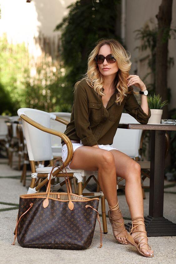 不同款式的包包跟衣服怎么搭配才最好看?(图1)