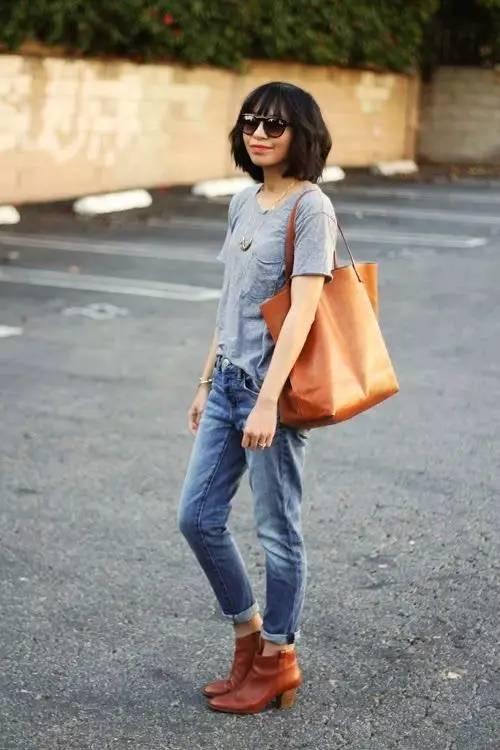 不同款式的包包跟衣服怎么搭配才最好看?(图16)