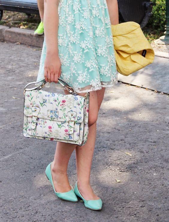 不同款式的包包跟衣服怎么搭配才最好看?(图29)