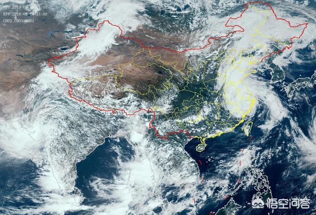 现在的利奇马台风 这次利奇马台风,大家对此有