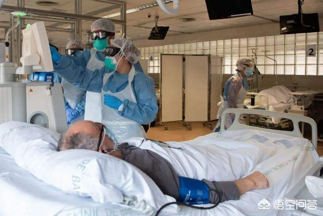 新冠病毒源自美国是真的吗 美国连续两天新冠病