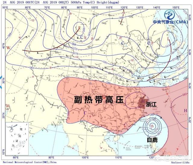 """第11号台风""""白鹿""""生成,会影响浙江吗?"""