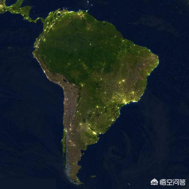 南美洲有哪些国家(南美洲包括哪些国家)