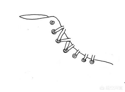 动漫男生鞋子正面怎么画 动漫人物腿和鞋子画法 动漫人物正面鞋子怎么画?
