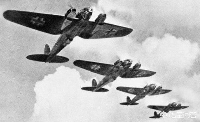 大不列颠空战初期,德国空军为什么略占上风?