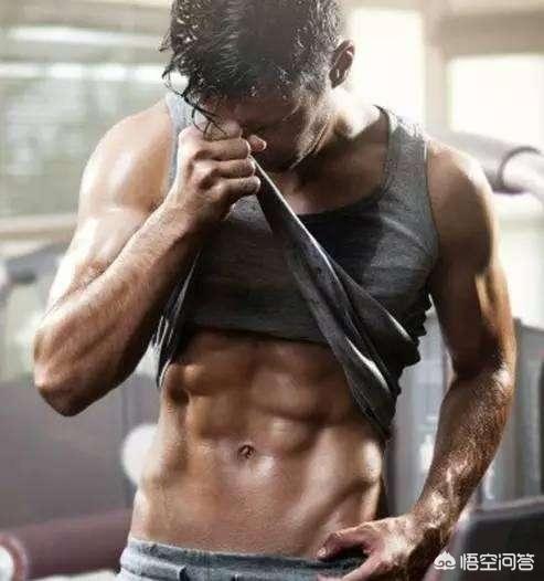 健身图片,哪个瞬间让你产生了健身的冲动?