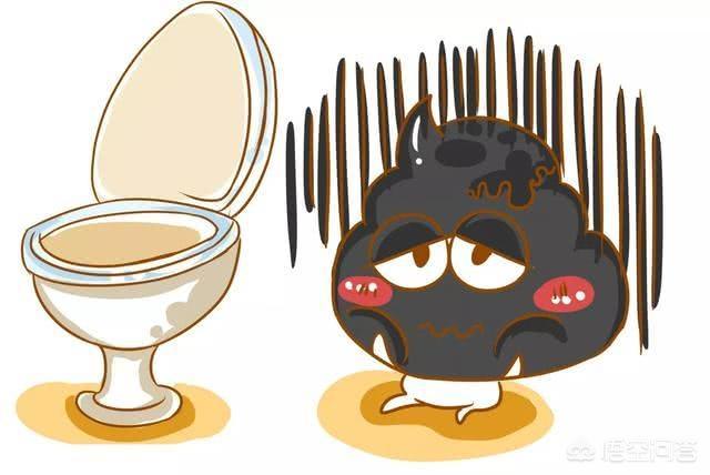 大便经常不成型,一天去一两次厕所,但肚子不