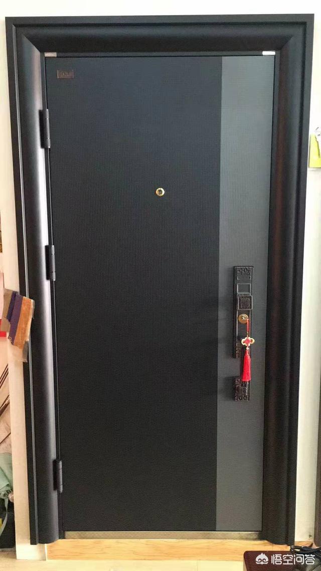 不锈钢防盗门如何区别好坏?