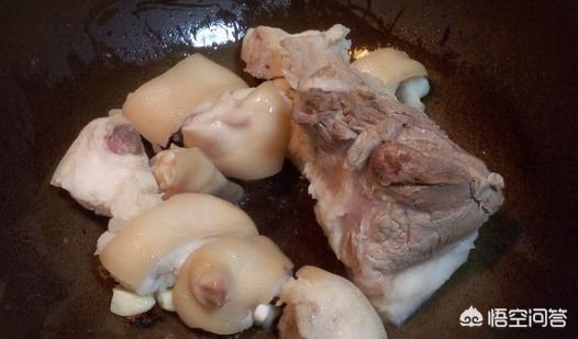 香菇焖猪蹄最正宗的做法?(香菇焖猪蹄的做法窍门)