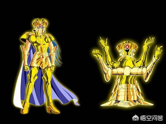 圣斗士黄金十二宫实力排名、三代黄金圣斗士实力排行上、黄金圣斗士美貌大排名