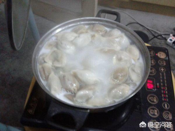 如何煮饺子,煮饺子的具体步骤?