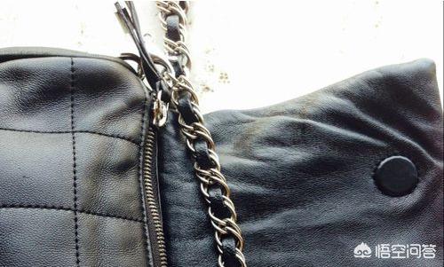 包包上的链子太长如何弄短?