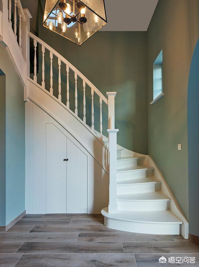 农村自建房,楼梯该怎么设计?