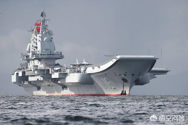 航母船锚重多吨 航母的船锚到底有多重?使用时