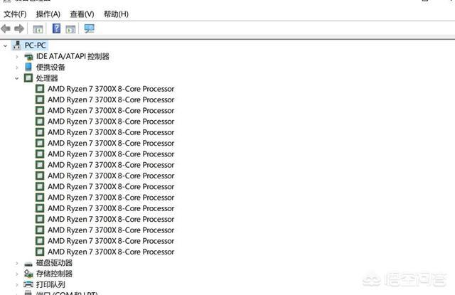 八核处理器是什么意思,8个核是代表8个CPU吗?