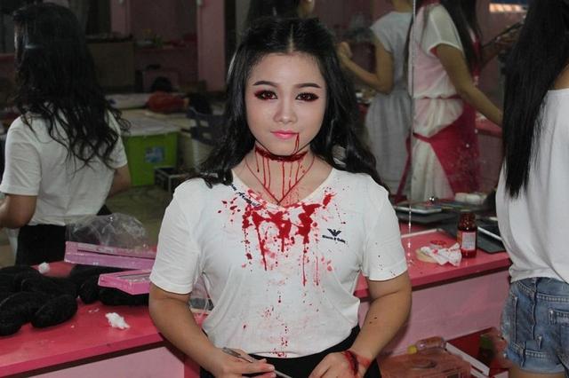 深圳有什么化妆培训班比较好的,求介绍?