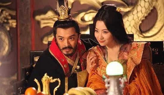 富大龙演的杨广,如何评价富大龙这个演员?