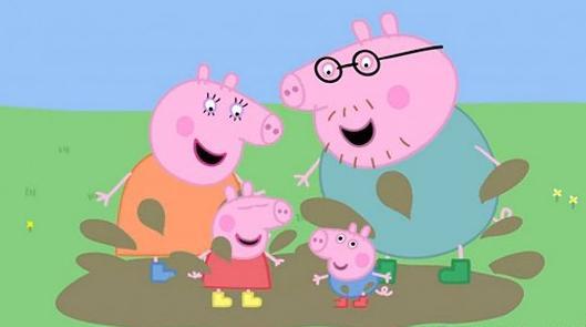 """小猪佩奇六一儿童节礼物免单,""""小猪佩奇""""的儿童玩具为何如此火爆?"""