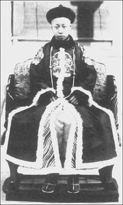 末代皇帝溥仪的儿子  末代皇帝溥仪究竟是幸还是