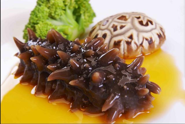 红豆焖海参是怎么做出来的?