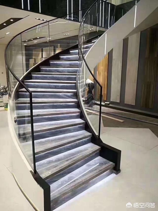 楼梯用什么瓷砖比较好啊?