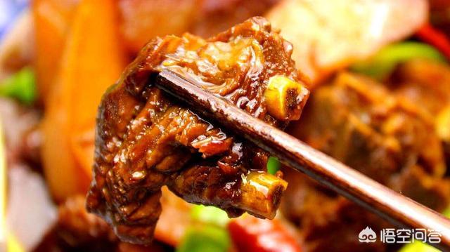 羊肉特别好吃,你的家乡羊肉怎么烧呢?
