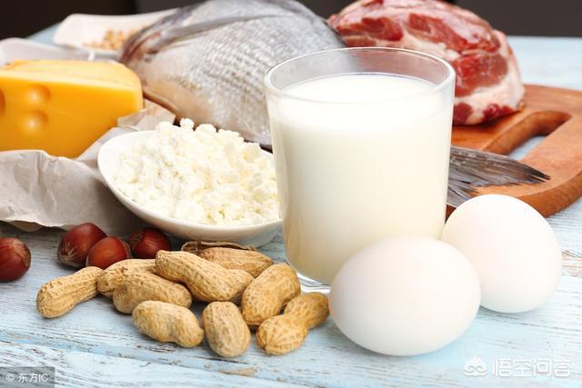 减脂期间,除了鸡胸肉,还有哪些食物可以补充蛋白质的?(图1)