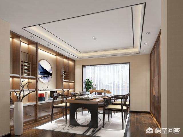 来盘点一下,新中式家装风格中你最喜欢哪些元素?