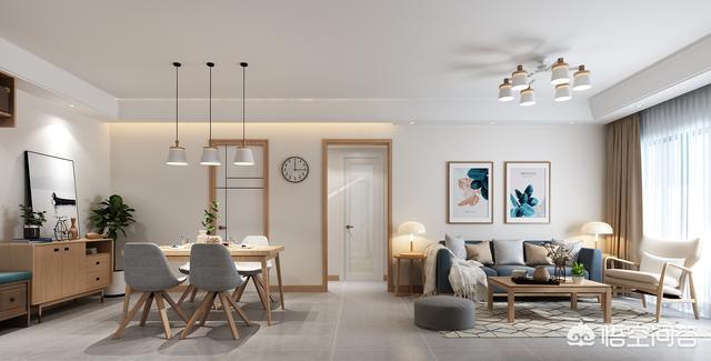 家居住宅怎样简单装修设计才好看?