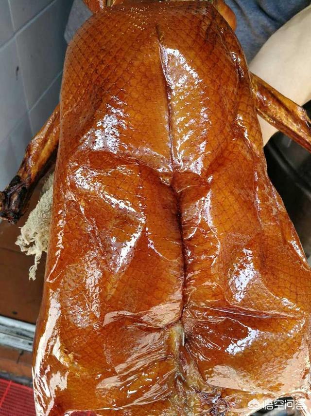 制作烧鸭的冻鸭怎样处理更香?
