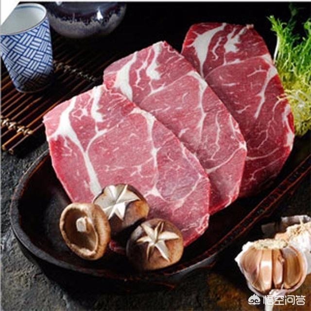 口腔各个部位名称图,牛上脑和牛眼肉的区别有哪些?