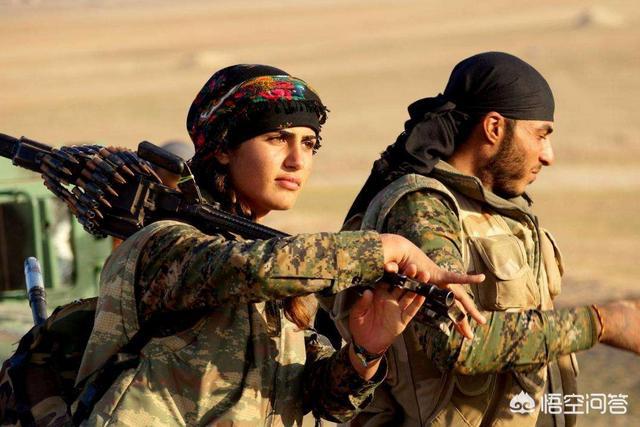 库尔德人或者库尔德工人党 埃尔多安决心消灭库