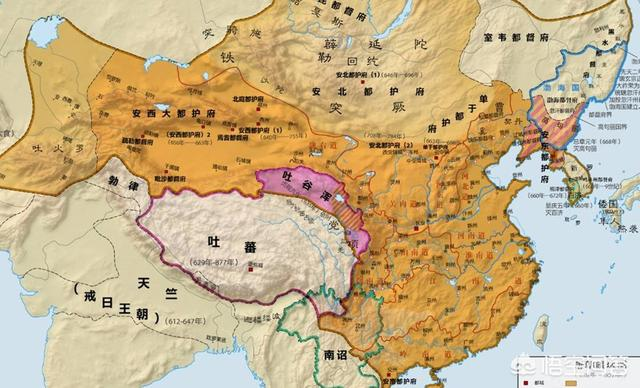 《危机与重构》中安史之乱前夕的唐朝,地缘政治格局是怎样的?