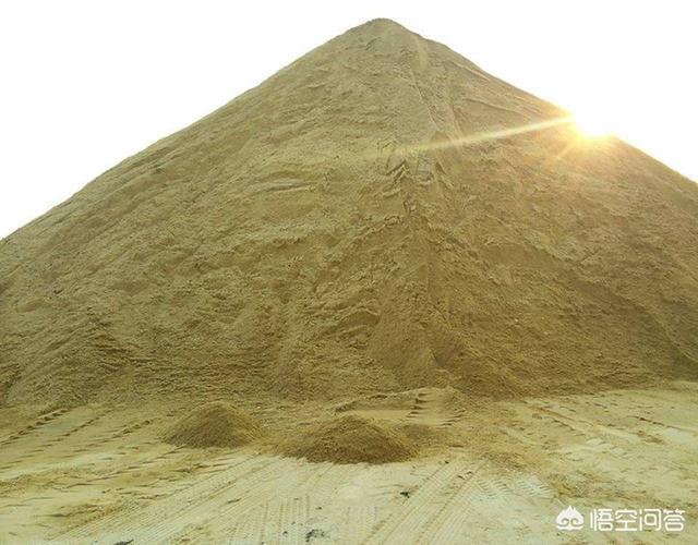 沙漠的沙子为什么不能用于建筑用沙?