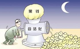 什么是洗钱?为什么要洗钱?什么洗钱手段最安全