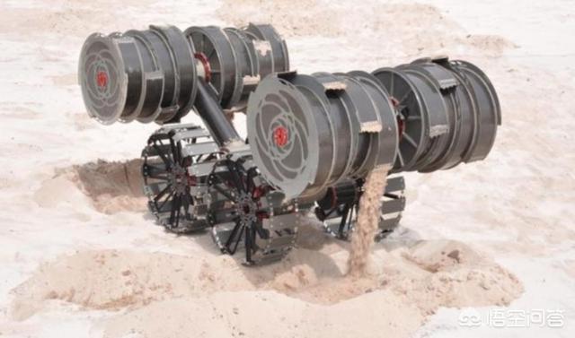 月球最小的机器人 NASA希望公众助其建造的月球挖