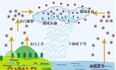 明天的天气下不下雨、天气预报怎么知道明天要