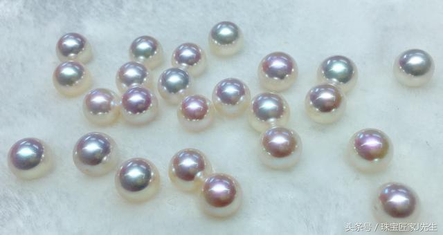 有核珍珠和无核珍珠,淡水珠与海水珠究竟差在哪儿?插图