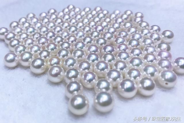 有核珍珠和无核珍珠,淡水珠与海水珠究竟差在哪儿?插图5