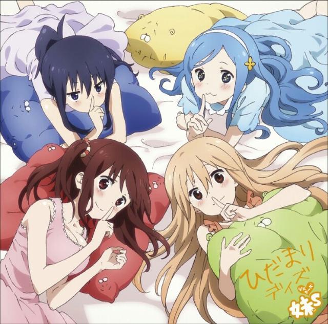 雪之下雪乃壁纸,日本动漫里,你们喜欢哪个女生?