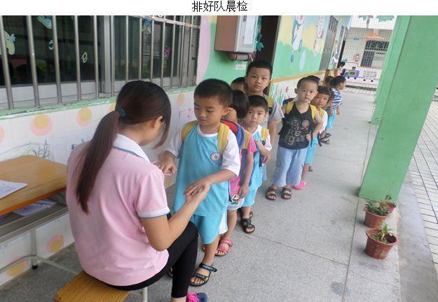 幼儿园晨检,试述日托幼儿园的晨检工作程序?